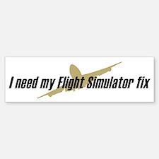 FS fix Bumper Bumper Sticker