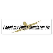 FS fix Bumper Sticker
