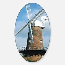 windmill 10x14 Decal