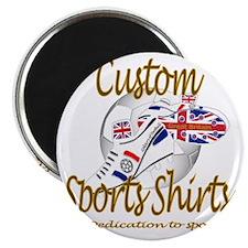 Custom Sports Shirts Magnet