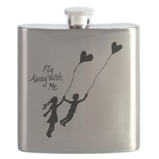 Fly away with me Flask