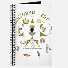 Cute Black moor Journal