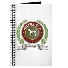 Catahoula Adopted Journal