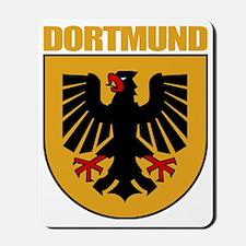 Dortmund (tan) Mousepad