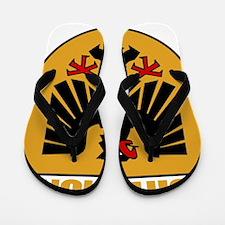 Dortmund (tan) Flip Flops