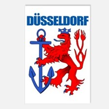 Dusseldorf Postcards (Package of 8)