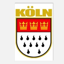 Koln Postcards (Package of 8)