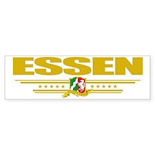 Essen COA pocket Bumper Sticker