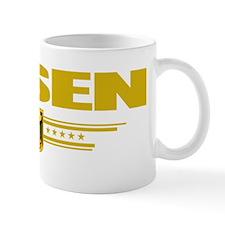 Essen (Flag 10) pocket Mug