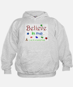 Cute April is national autism awareness month Hoodie