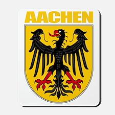 Aachen (gold) Mousepad