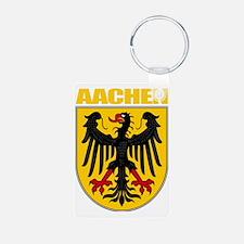 Aachen (gold) Keychains