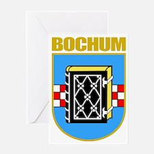 Bochum COA Greeting Card