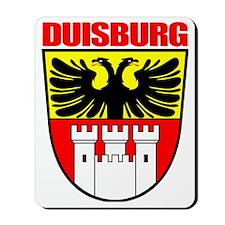 Duisburg (red) Mousepad