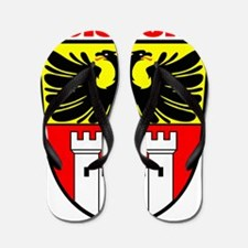 Duisburg (red) Flip Flops