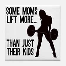 some-moms Tile Coaster