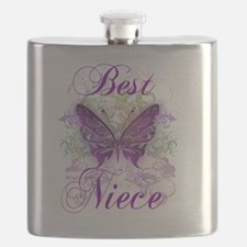 Best Niece Flask