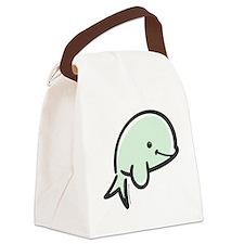 beluga Canvas Lunch Bag