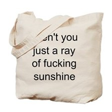 ray of sunshine 2 Tote Bag