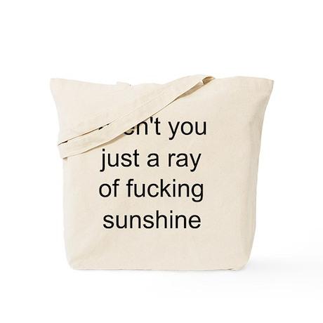 ray of sunshine 2 Tote Bag