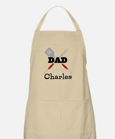 Personalized BBQ Dad Apron