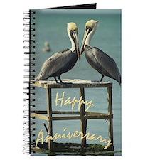 anniversary pelicans Journal