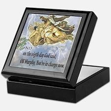 the 8th day of creation Keepsake Box