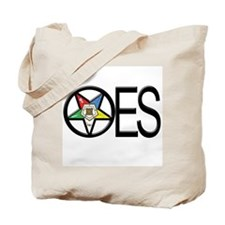 OES in a circle Tote Bag