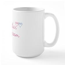 WedSet1GodmotherofGroom Mug