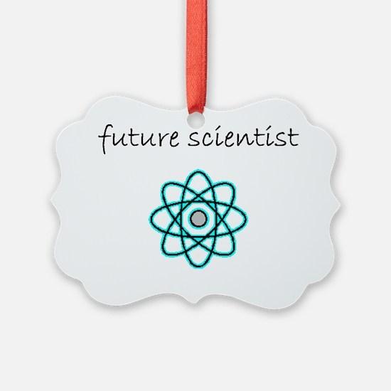 future scientist Ornament
