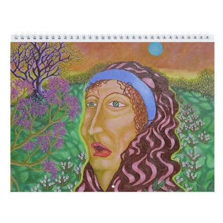 Maggie realizes the univers Wall Calendar
