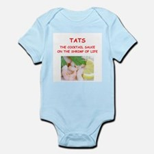 tats Infant Bodysuit