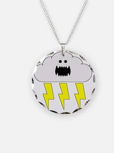 thunderandlightningwhite Necklace