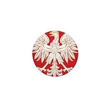 PolandCrestflipmino Mini Button