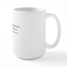 horizontal logo Mug