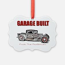 GarageBuilt Ornament