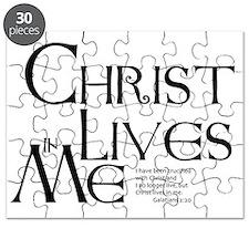 christ-lives Puzzle