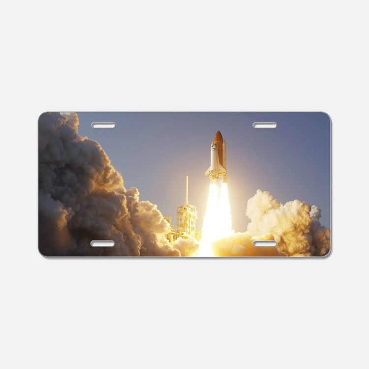 space shuttle license plate - photo #2
