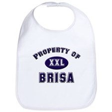 Property of brisa Bib