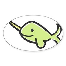 narwhal Decal
