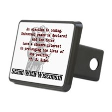 TS-quote Hitch Cover