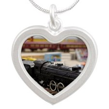 Cal2_Jan_Model_Trains_0015 Silver Heart Necklace