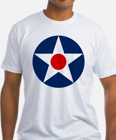United States Army Air Corp Roundel Shirt
