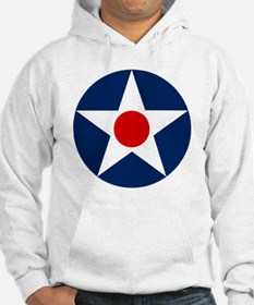 United States Army Air Corp Roun Hoodie