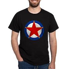 7x7-Roundel_of_SFR_Yugoslavia_Air_For T-Shirt
