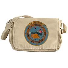 decatur dd patch Messenger Bag