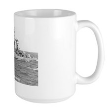 decatur dd framed  panel print Mug
