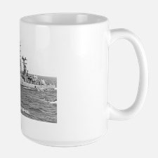decatur dd large framed print Mug