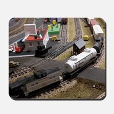 Cal3_Jan_Model_Trains_0100 Mousepad