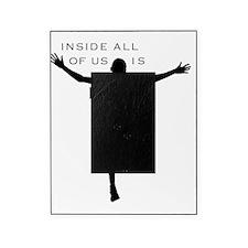 John-cafepress black-B Picture Frame